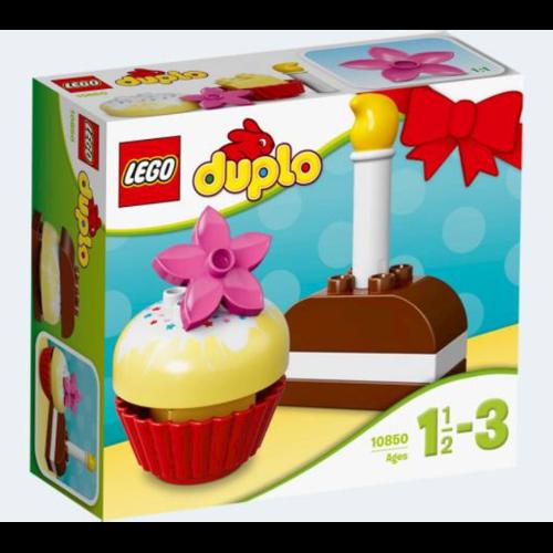 Image of   Lego 10850 Mine første kager