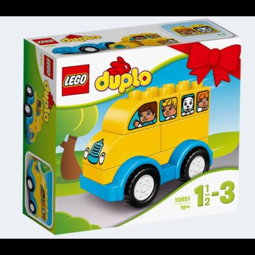 Image of Lego 10851 Min første bus (5702015866675)