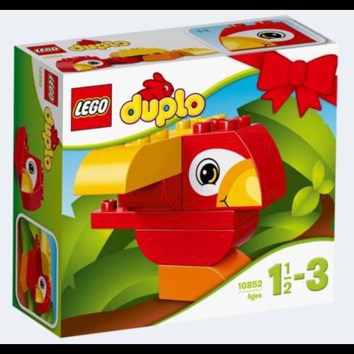 Image of   Lego 10852 Min første fugl