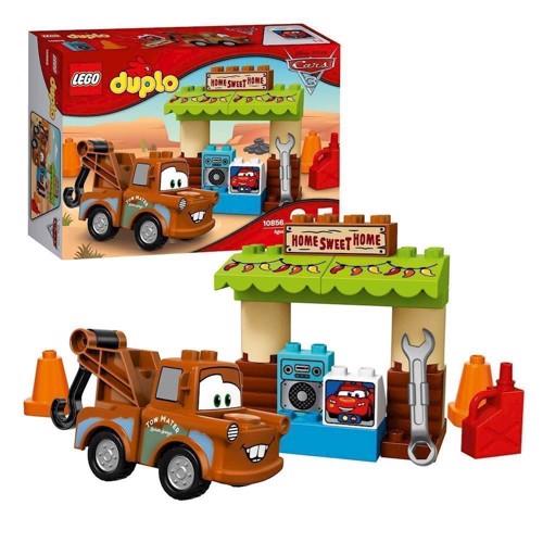 Image of   Lego 10856 Cars Bumles skur, Duplo