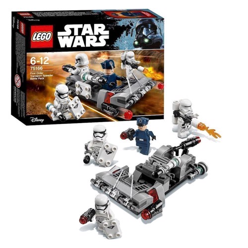 Image of   Lego 75166 First order transport speeder battle pack