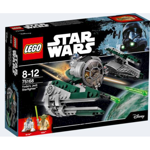 Image of   Lego 75168 Yodas Jedi Starfighter™