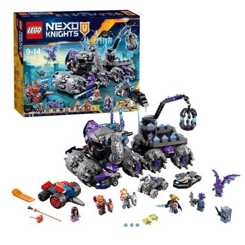 Image of Lego 70352 Jestros hovedkvarter (5702015867191)