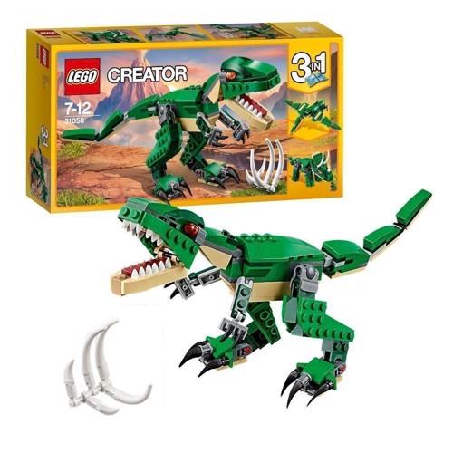 Image of Lego 31058 Mægtige dinosaurer (5702015867535)