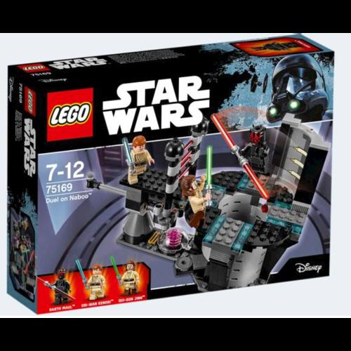 Image of   Lego 75169 Duel på Naboo™