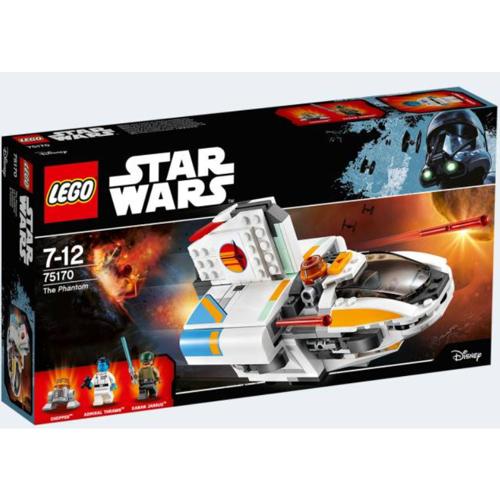Image of   Lego 75170 The Phantom