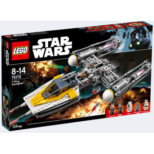 Image of Lego 75172 Y-wing Starfighter™ (5702015867610)