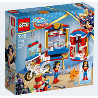 LEGO 41235 DC Girl Wonder Womans værelse