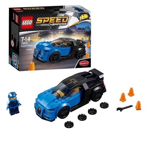 Image of Lego 75878 Bugatti Chiron (5702015867740)