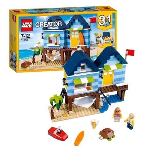 Image of Lego 31063 Strandferie (5702015867870)