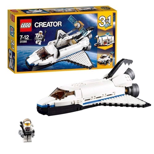 Image of Lego 31066 forsknings rumfartøj, Creator (5702015867900)