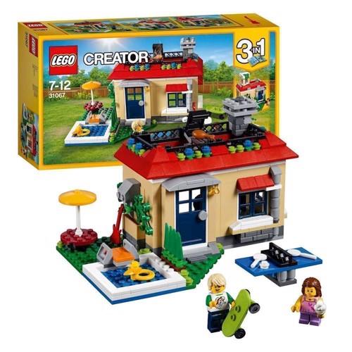 Image of Lego 31067 ferie ved poolen, Creator (5702015867917)