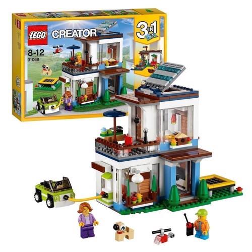 Image of Lego 31068 moderne hjem, Creator (5702015867924)