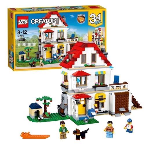 LEGO 31069 familie villa, Creator