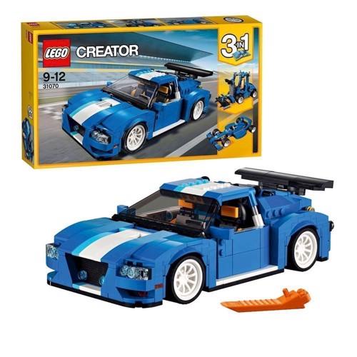 Image of Lego 31070 turbo track racerbil, Creator (5702015867948)