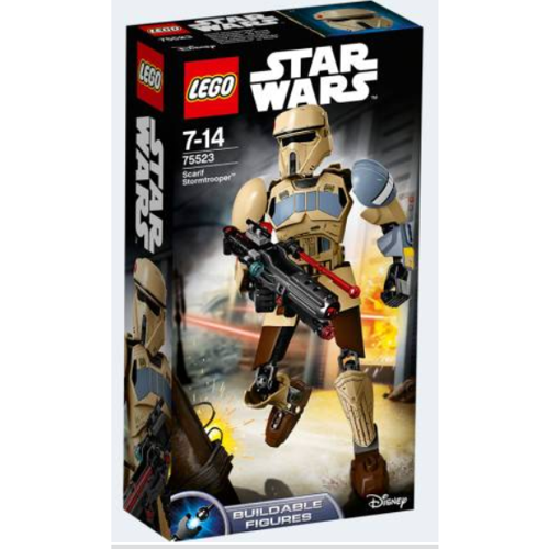 Image of   Lego 75523 Scarif-stormtrooper™