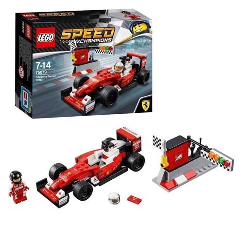 Image of Lego 75879 Scuderia Ferrari SF16-H (5702015867979)
