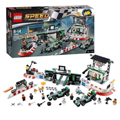 Image of Lego 75883 Mercedes AMG Petronas Formula One™ Team (5702015868112)