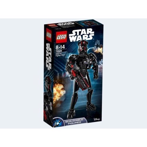 Image of   Lego Star Wars 75526, TIE fighter elite pilot