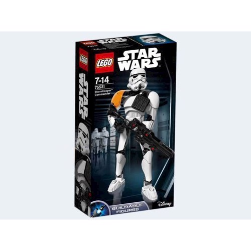 Image of   Lego 75531 Stormtrooper kommandør, Star Wars