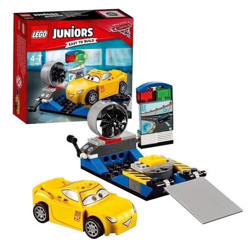 Image of Lego 10731 Cruz Ramirez racer simulator, juniors (5702015868259)