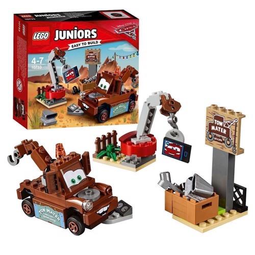 Image of Lego 10733 Bumles losseplads, Juniors (5702015868303)