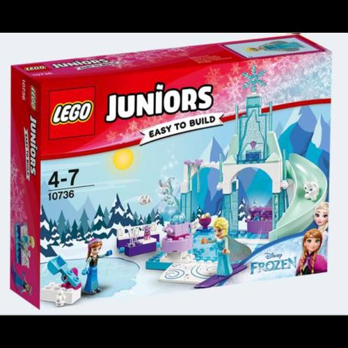 Image of Lego 10736 Anna og Elsas frosne legeplads (5702015868358)