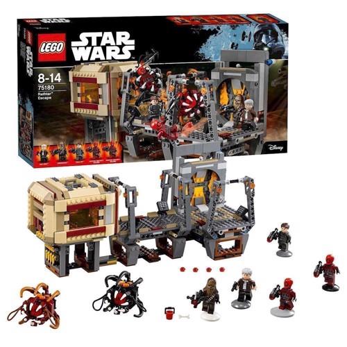 Image of   Lego 75180 Rathtar flugt, Star Wars