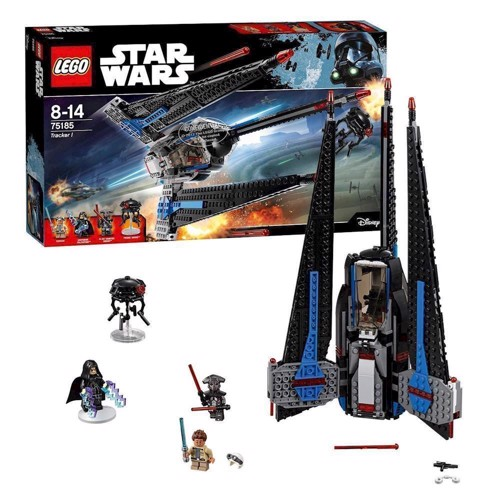 Image of Lego 75185 Tracker 1, Star Wars (5702015868563)