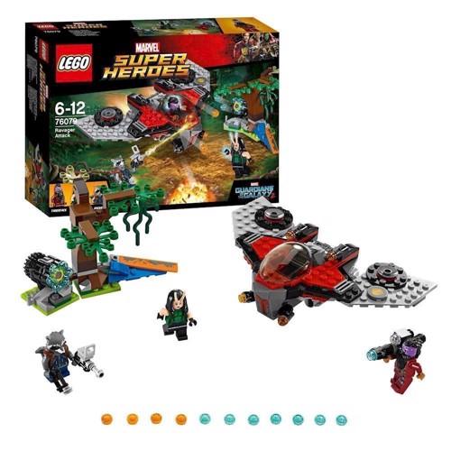 Image of Lego 76079 Ravager-angreb (5702015868648)