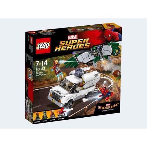 Image of Lego 76083, Beware the Vultura, Marvel Superheroes (5702015868686)