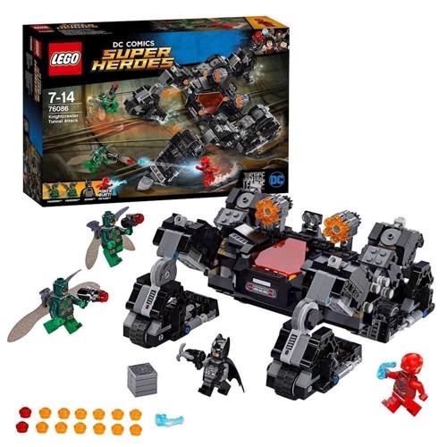 Image of Lego DC Comics Superheroes 76086 Knightcrawler tunnel angreb (5702015868716)