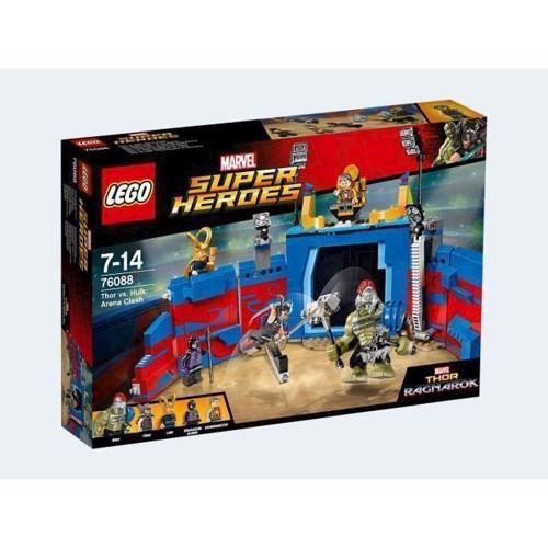 Image of Lego 76088 Thor vs. Hulk, Marvel Superheroes (5702015868730)
