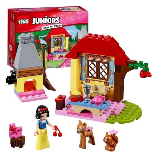Image of Lego 10738 Snehvides skovhytte, Juniors (5702015868778)