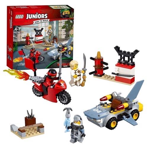 Image of Lego 10739 Ninjago Shark Attack, Juniors (5702015868785)