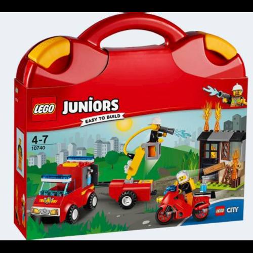 Image of Lego 10740 Brandpatruljekuffert (5702015868792)