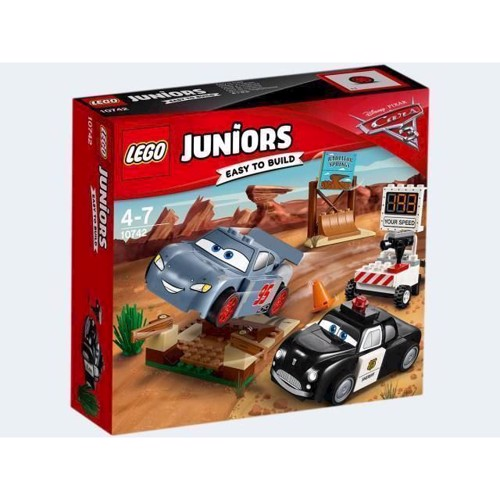 Image of Lego 10742 Willys træning, Juniors (5702015868808)