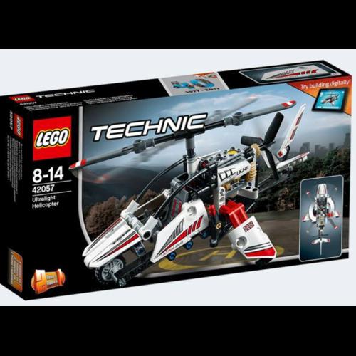 Image of Lego 42057 Ultralet helikopter (5702015869447)