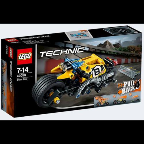 Image of Lego 42058 Stuntmotorcykel (5702015869454)