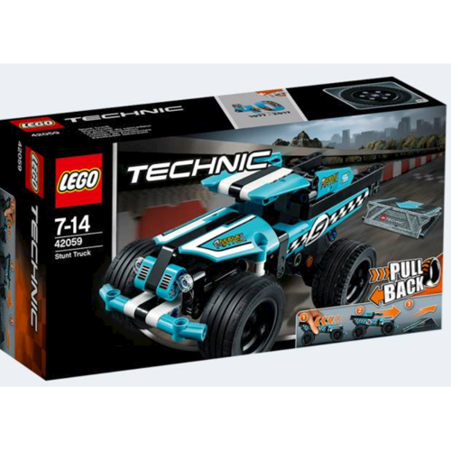 Image of Lego 42059 Stuntbil (5702015869461)