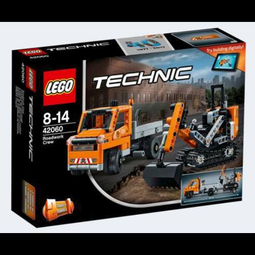 Image of Lego 42060 Vejarbejdshold (5702015869676)