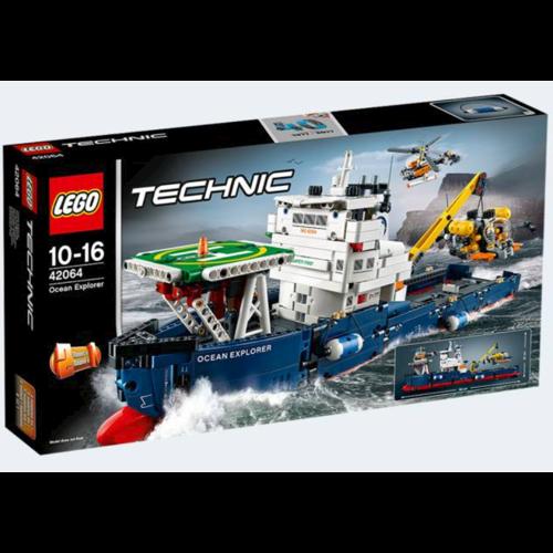 Image of Lego 42064 Forskningsskib (5702015869713)