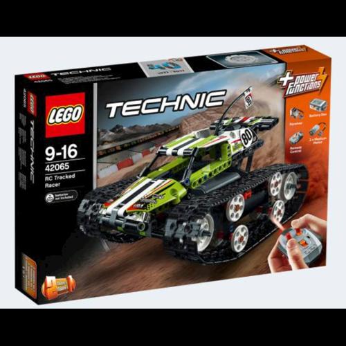 Image of Lego 42065 RC racerbil med larvefødder (5702015869720)