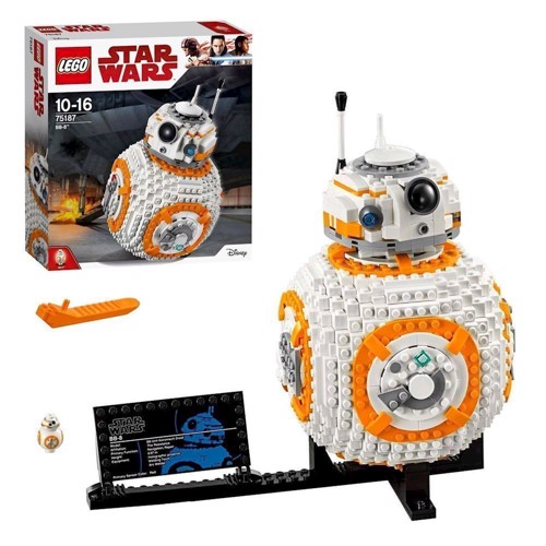 Image of LEGO 75187, Star Wars, BB-8 (5702015869881)