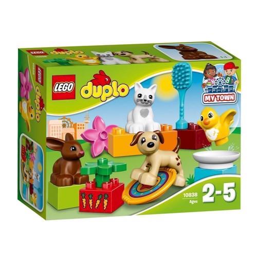 Image of Lego 10838 Familiens kæledyr (5702015869959)