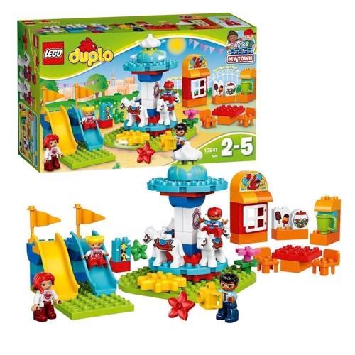 Image of   LEGO DUPLO 10841 Famlilietivoli