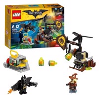 Lego 70913 Scarecrow fearfull face of, Batman movie