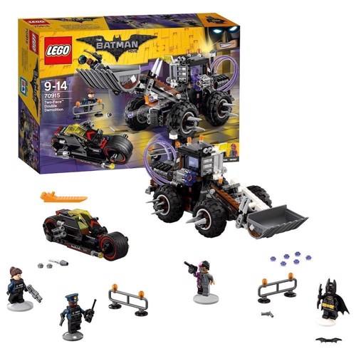 Image of Lego 70915 two face dobbelt demolition, Batman Movie (5702015870405)