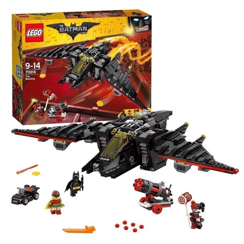 Image of Lego 70916 The batwing, Batman Movie (5702015870412)