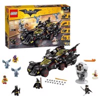 Lego 70917 The ultimate batmobile, Batman Movie